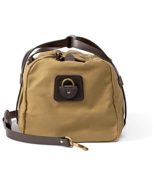 Filson Small Duffle Bag - Dark Tan