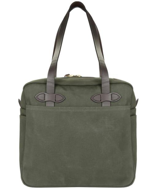 Filson Zipped Tote Bag - Otter Green