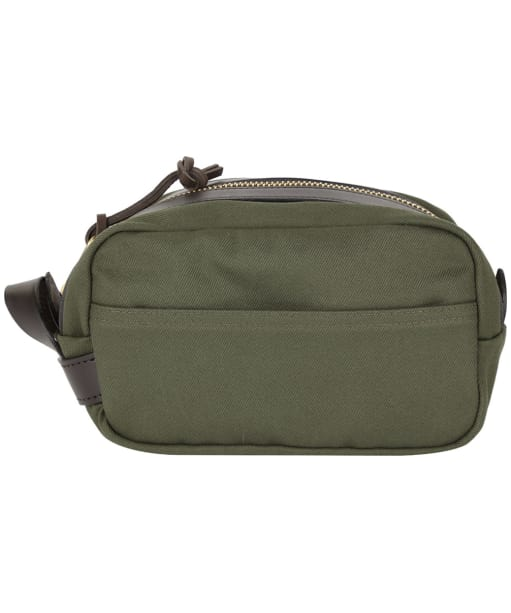 Men's Filson Travel Kit Wash Bag - Otter Green