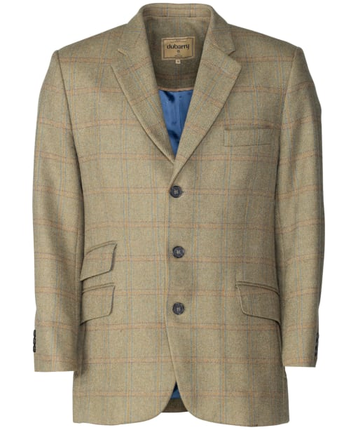 Men's Dubarry Gorse Tweed Tailored Jacket - Regular Length - Connacht Acorn
