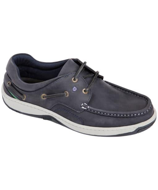 Men's Dubarry Navigator Deck Shoes - Navy
