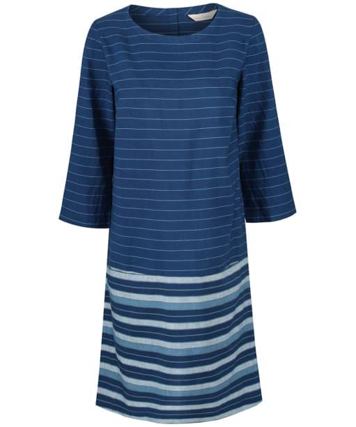 Women's Seasalt Hendra Vean Dress - Turpentine Marine