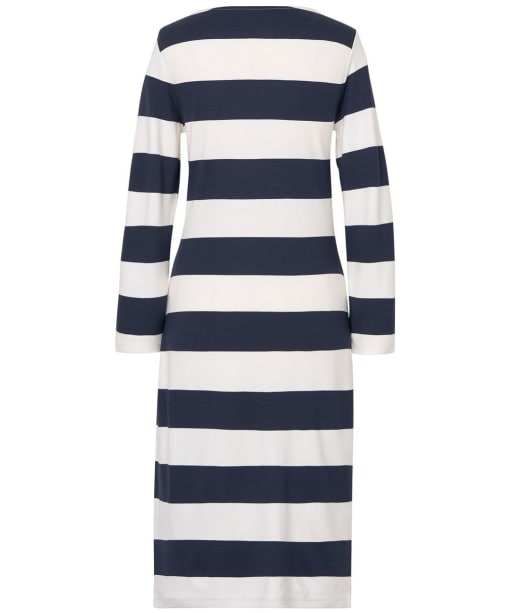 Women's GANT Striped Shift Dress - Back