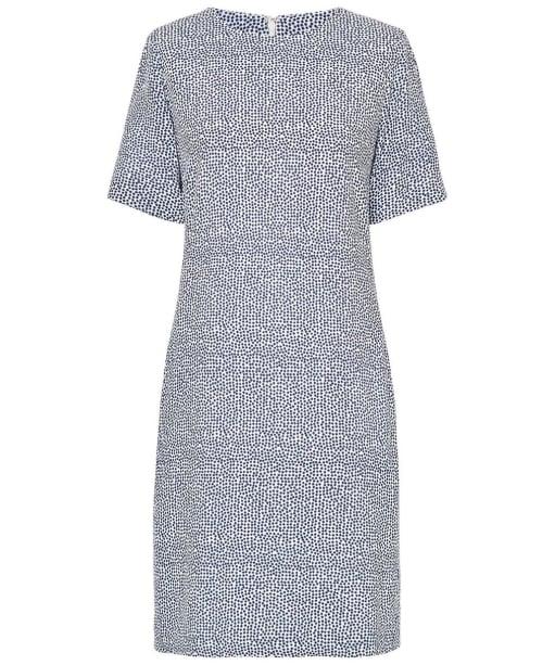 Women's GANT Printed Shift Dress - Persian Blue