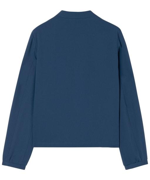 Women's GANT Diamond G Drawstring Jacket - Back