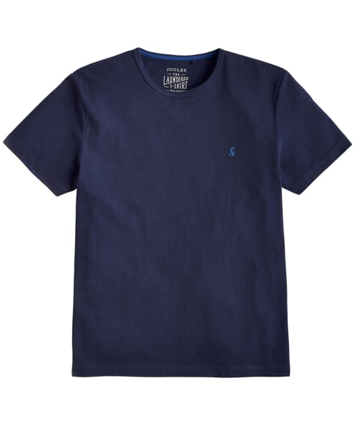 Men's Joules Laundered Tee - French Navy
