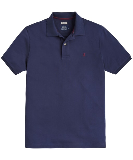 Men's Joules Woody Classic Polo Shirt - French Navy
