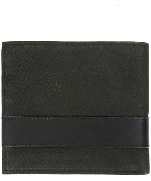 Men's Dubarry Leather Grafton Wallet - Black