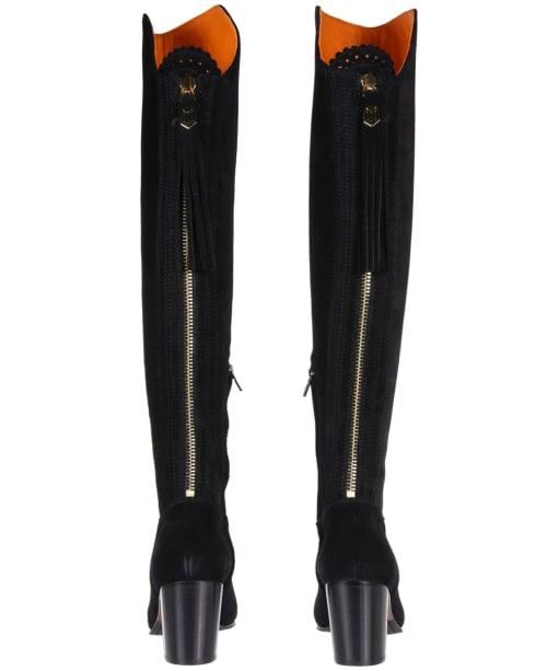 Women's Fairfax & Favor Amira Heeled Boots - Black