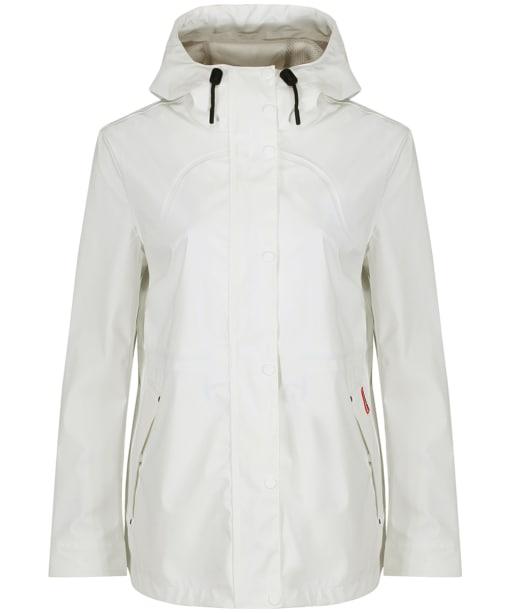 Women's Hunter Original Lightweight Rubberised Jacket - White