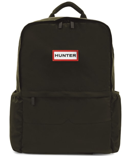 Hunter Original Nylon Backpack - Dark Olive