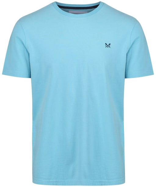 Men's Crew Clothing Classic Tee - Blue Topaz