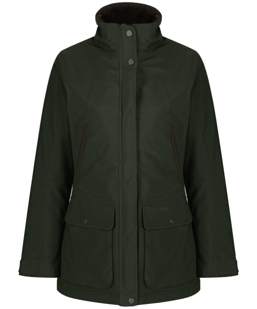 Women's Schoffel Rockingham Coat - Forest