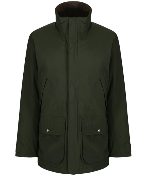 Men's Schoffel Snipe Waterproof Coat - Forest