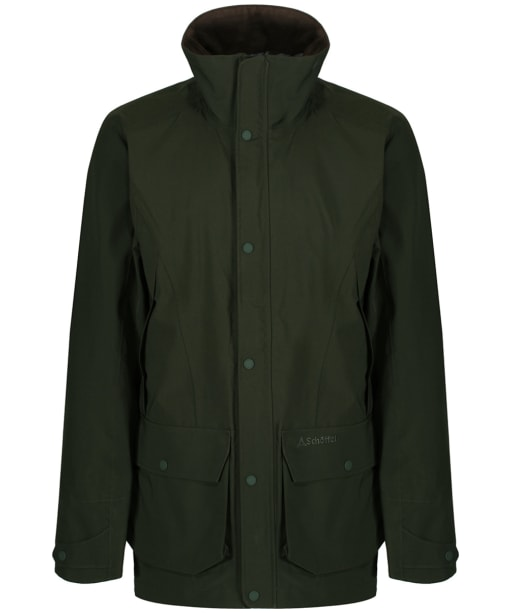 Men's Schoffel Ptarmigan Pro Coat - Forest