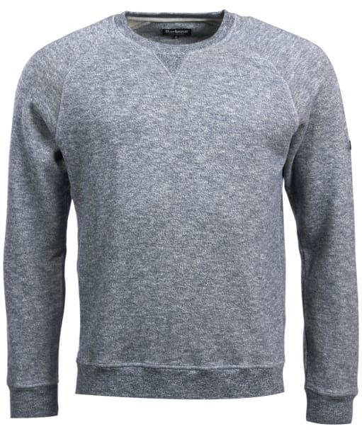 Men's Barbour International Stator Sweatshirt - Navy