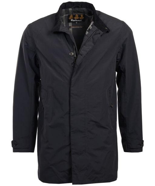 Men's Barbour Golspie Waterproof Jacket - Black