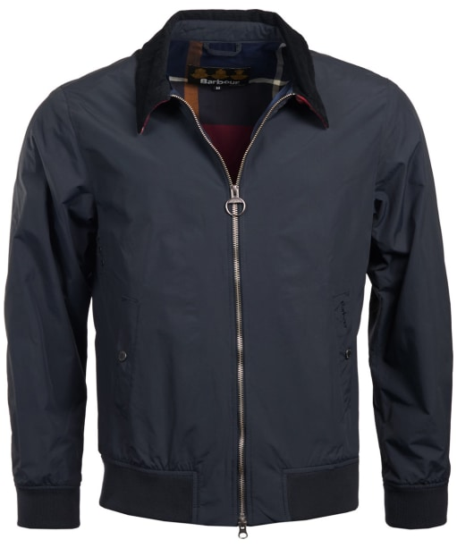 Men's Barbour Corpach Casual Jacket - Navy
