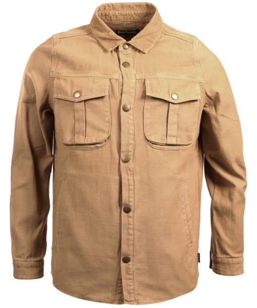 Men's Barbour Deck Overshirt - Sand