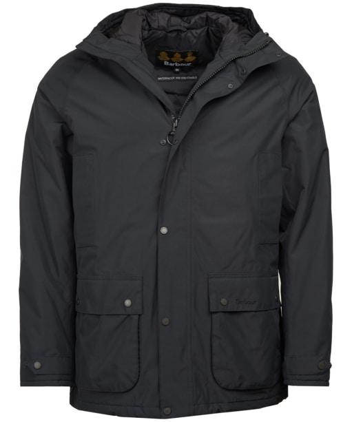 Men's Barbour Southway Waterproof Jacket - Black