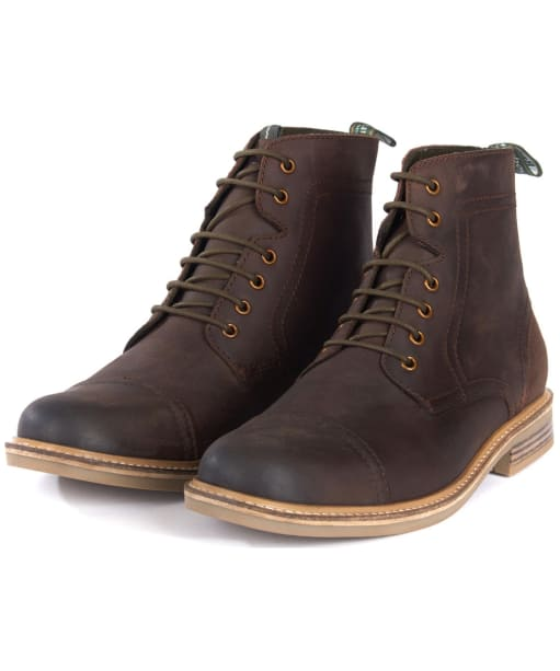 Men's Barbour Dalton Boots - Chocolate