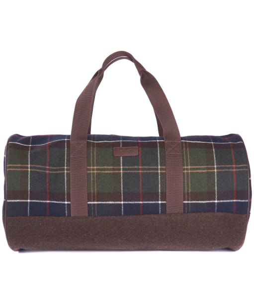 Barbour Hardwick Holdall - Classic Tartan