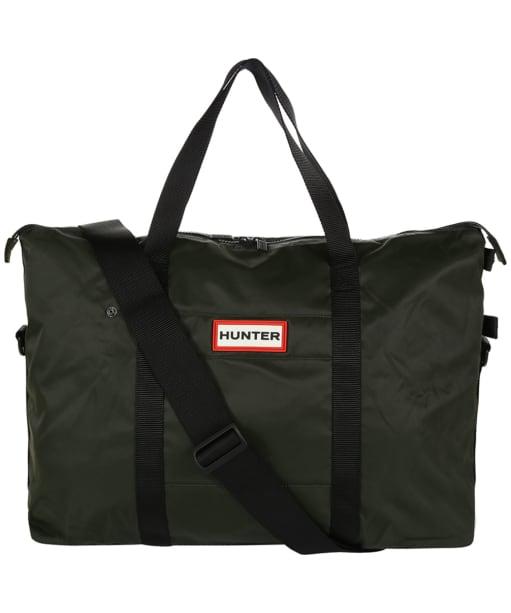 Hunter Original Weekender Bag - Dark Olive