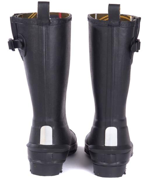 Barbour Kids Simonside Wellington Boots - Black