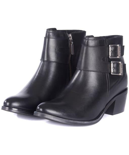 Women's Barbour International Inglewood Boots - Front