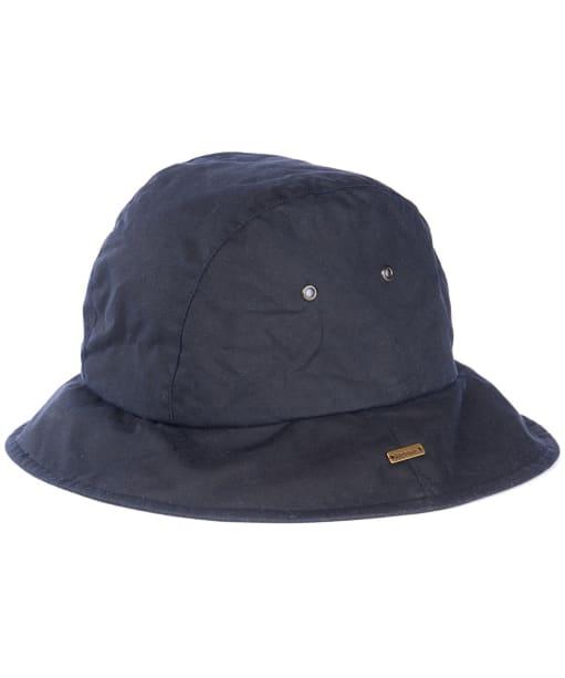 Women's Barbour Souwester Rain Hat - Navy