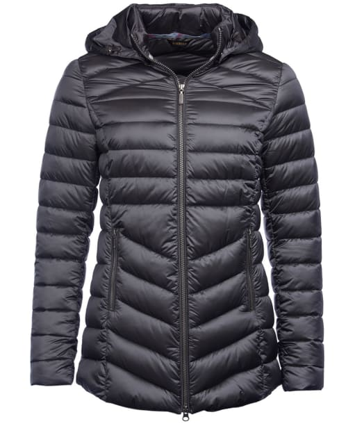 Women's Barbour Ailith Quilted Jacket - Ash Grey