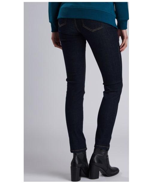 Women's Barbour International Hubcap Jeans - Back