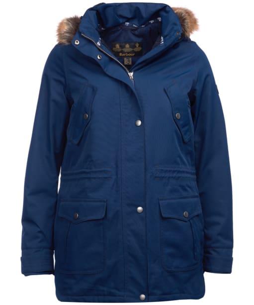 Women's Barbour Stronsay Waterproof Jacket - Navy