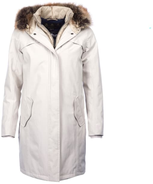 Women's Barbour Coldhurst Waterproof Jacket - Mist