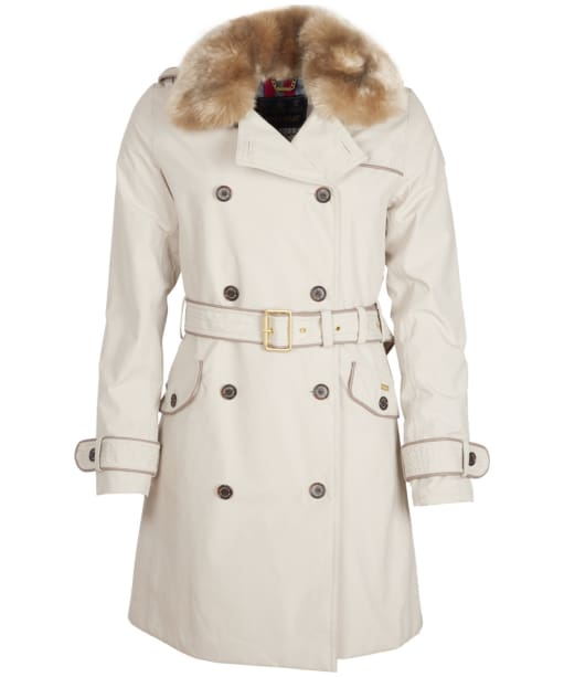 Women's Barbour Brodie Waterproof Jacket - Mist