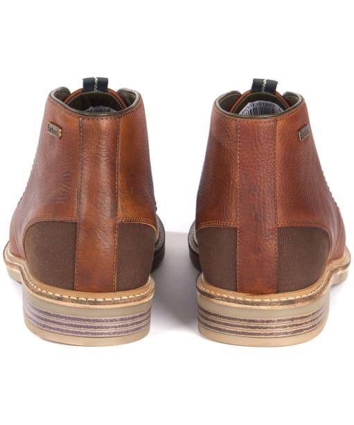 Men's Barbour Readhead Chukka Boots - Cognac