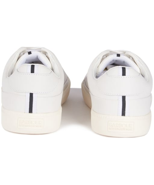 Men's Barbour International Cram Sneakers - Off White