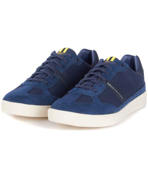 Men's Barbour International Maxtil Sneakers - Navy