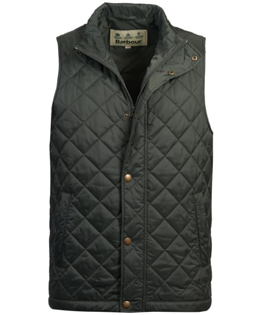 Men's Barbour Barlow Gilet - Forest