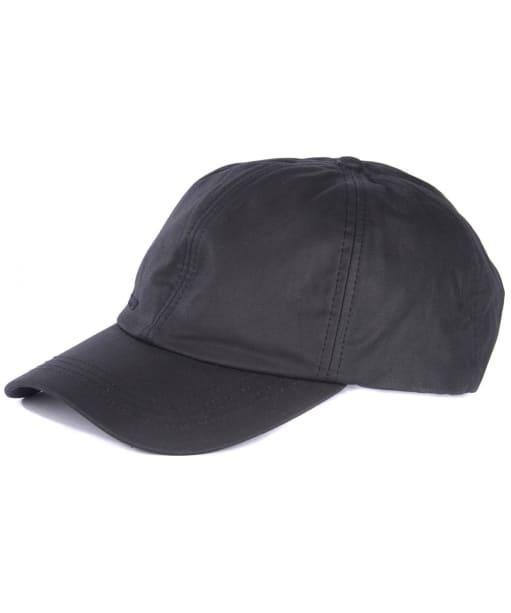 Men's Barbour Prestbury Sports Cap - Black