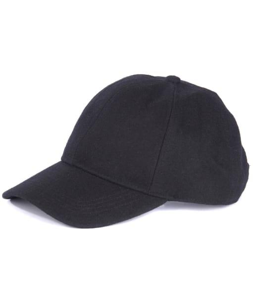 Men's Barbour Coopworth Sports Cap - Black