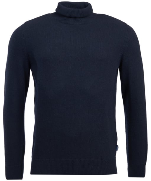 Leahill Roll Neck - Navy