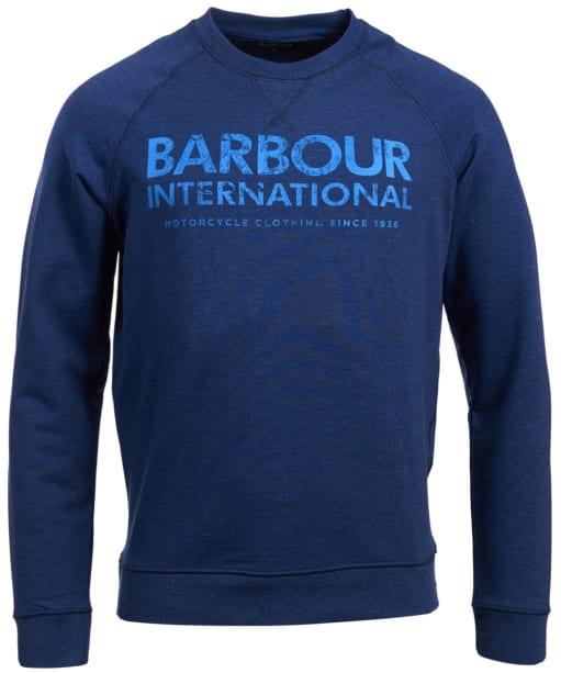 Men's Barbour International Radial Sweatshirt - Navy
