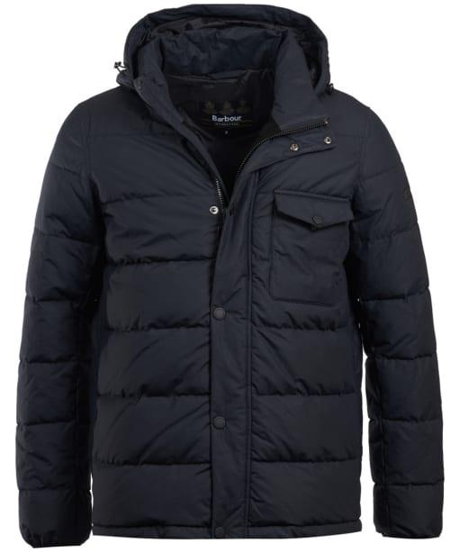 Men's Barbour International Pivot Quilted Jacket - Black