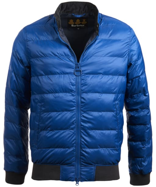 Men's Barbour Aviso Quilted Jacket - Indigo
