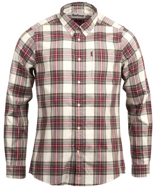 Men's Barbour Endsleigh Highland Check Shirt - Neutral