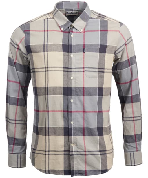 Men's Barbour Endsleigh Tartan Shirt - Dress Tartan