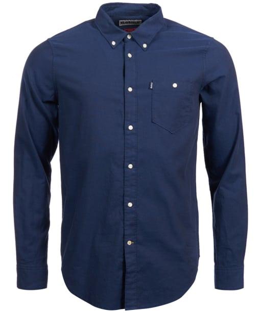 Men's Barbour Ashwood Shirt - Navy