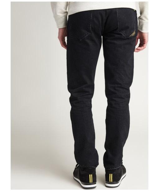 Men's Barbour International A701 Jeans - Back