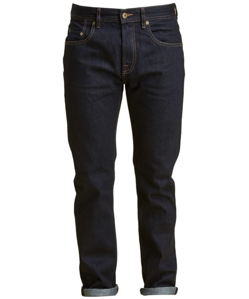 Men's Barbour Regular Fit Jeans - Rinse Wash Denim